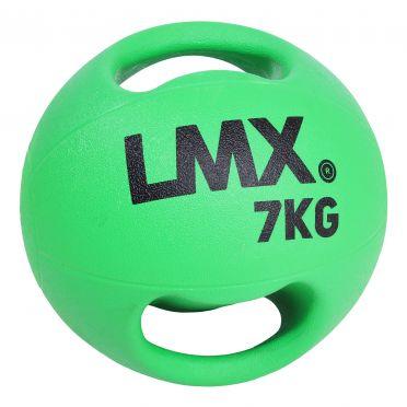 Lifemaxx medicijnbal met dubbel handvat 7 KG LMX 1250.7