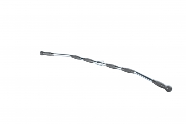 LifeMaxx Lat Bar 120 cm LMX 02