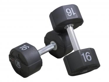 Lifemaxx PU dumbbellset 2x2kg LMX72