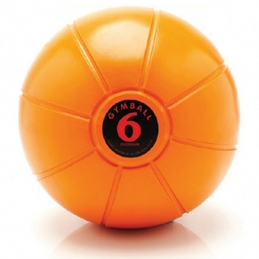 Loumet Gymball 6 kg oranje
