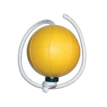 Loumet Rope Ball 4 kg geel