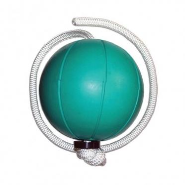 Loumet Rope Ball 3 kg groen