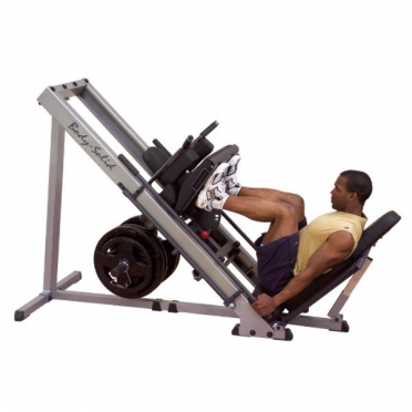 Body Solid Leg Press & Hack Squat GLPH1100