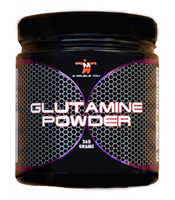 M Double You Glutamine Powder 360 gram