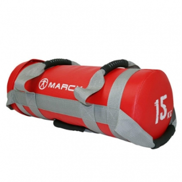Marcy Power Bag 15 kilogram Red 14MASCL363
