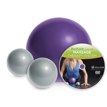 Gaiam Massage Therapy Kit