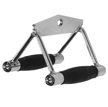Body-Solid Pro-Grip seated row/chin bar