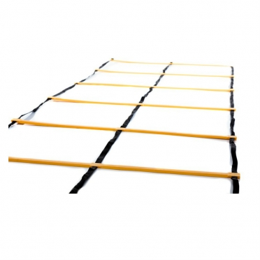 Muscle Power Dubbele Speedladder MP1091