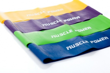 Muscle Power Mini Bands Set MP1400