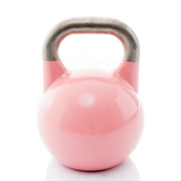 Muscle Power Competition Kettlebell Roze 8 KG MP1302