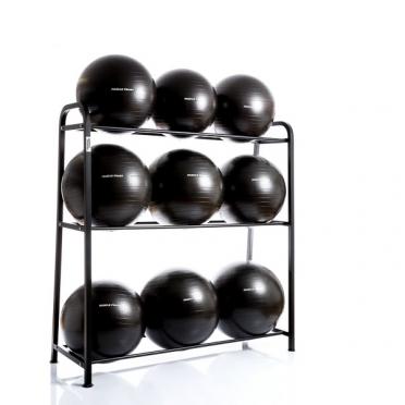 Muscle Power Opbergrek voor 9 Gymballen MP949
