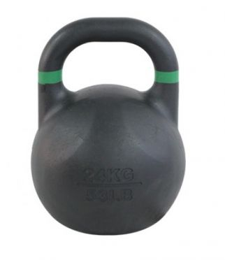 Muscle Power Competitie Kettlebell Robuust 24 kg MP1302