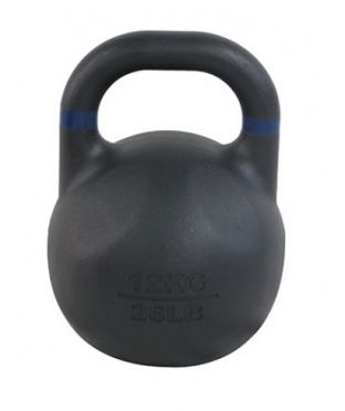 Muscle Power Competitie Kettlebell Robuust 12 kg MP1302