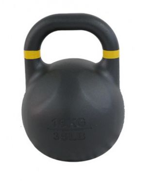 Muscle Power Competitie Kettlebell Robuust 16 kg MP1302