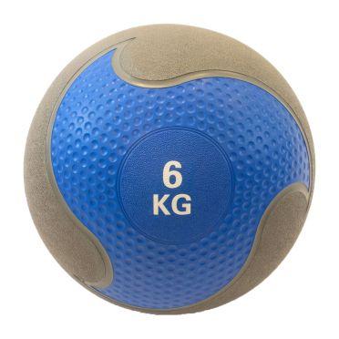 Muscle Power medicijnbal rubber 6 kg