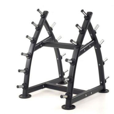 Muscle Power Opbergrek voor 10 vaste halterstangen