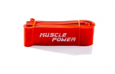 Muscle Power Super Heavy Power Band MP1401-Oranje