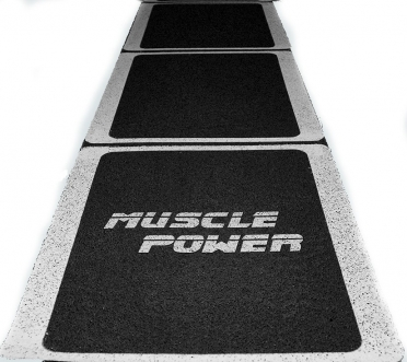 Muscle Power speedladder MP1089