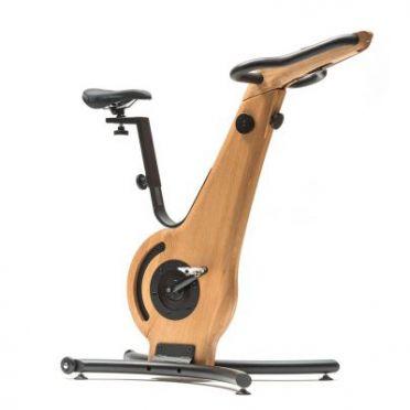 NOHrD bike spinningbike eikenhout