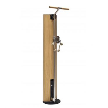 NOHrD SlimBeam verstelbare duo pulley eikenhout - oak