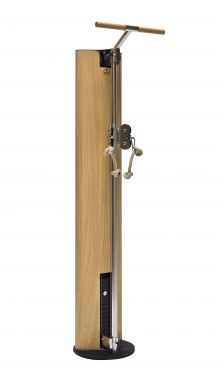 NOHrD Slimbeam verstelbare Duo Pulley Eiken Hout - Oak