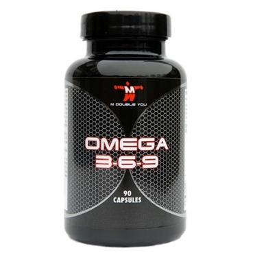M Double You Omega 3-6-9 90 caps