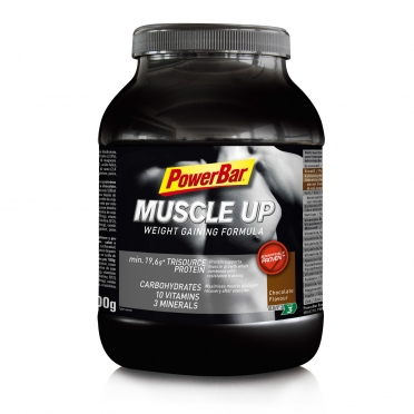 Powerbar TNS weight gainer muscle up