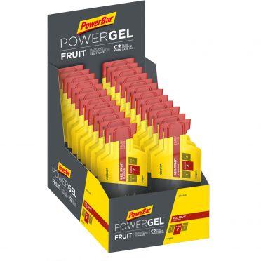 Powerbar Powergel fruit rood fruit 24 x 41 gram