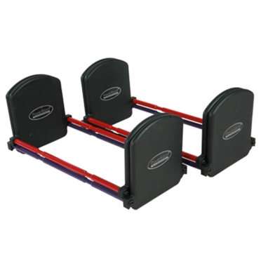 PowerBlock Flex U90 Stage III uitbreidingsset (47,6 - 56,7 kg per paar