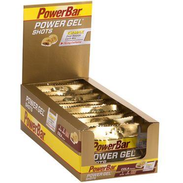 Powerbar Powergel shots cola 16 x 60 gram