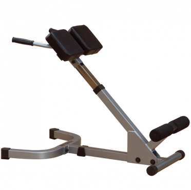 Body-Solid Powerline 45-graden back hyperextension rugtrainer