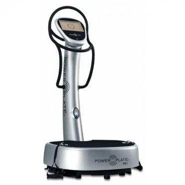 Powerplate trilplaat my7 Silver Demo