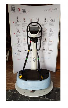 Powerplate trilplaat my7 Special Paint showroom