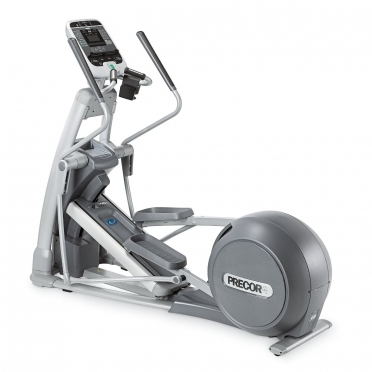 Precor crosstrainer EFX 576i Experience Series demo