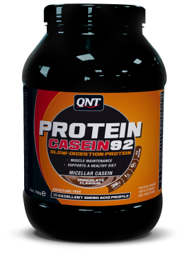 QNT Protein 92 casein chocolade 2000 gram