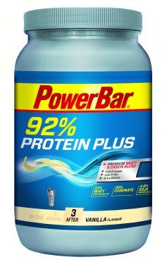 Powerbar Protein plus 92% vanille 600 gram