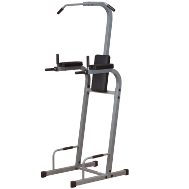 Body-Solid Powerline vertical knee raise chin dip power tower