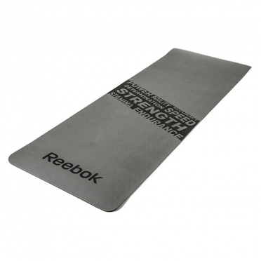 Reebok Fitness mat Strength heren grijs