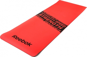 Reebok Fitness mat Strength heren rood