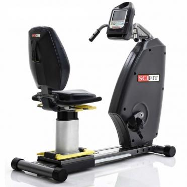 SciFit medische ligfiets ISO1000R Premium Zitting