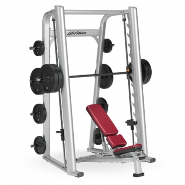 Life Fitness Signature Series Smith Machine SMM Gebruikt