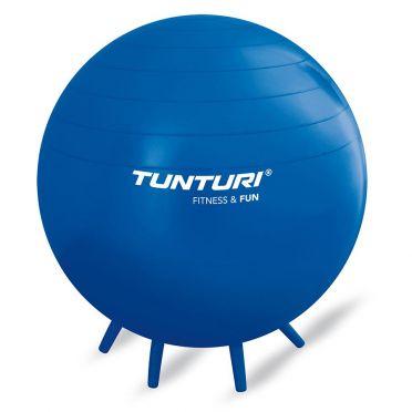 Tunturi Anti burst zitbal blauw
