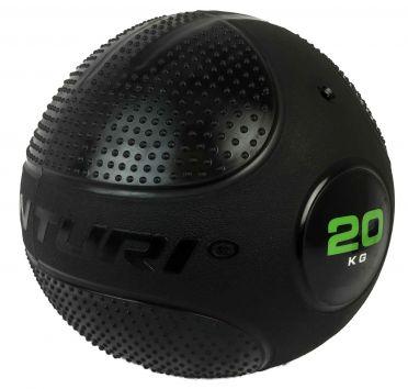 Tunturi Slam ball 20kg zwart