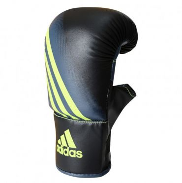 Adidas Speed 100 zakhandschoenen zwart/geel