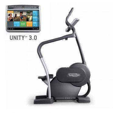 TechnoGym stepper Excite+ Step 700 Unity 3.0 zwart gebruikt