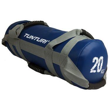 Tunturi Strengthbag 20kg blauw