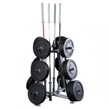 Body-Solid Pro Clubline weight tree