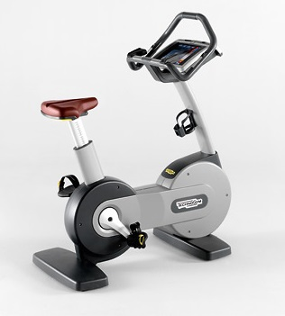 Technogym hometrainer Bike Excite 700 LCD gebruikt model