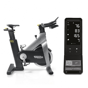 Technogym Group Cycle Connect Light Grey