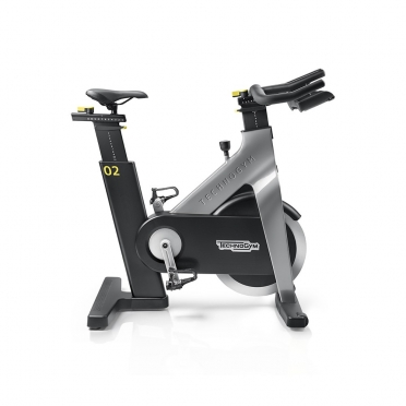 Technogym Group Cycle Ride Light Grey